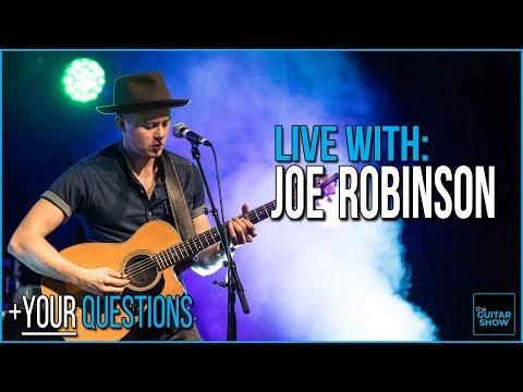 Live w/ Joe Robinson + Q&A