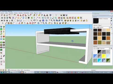 Google SketchUp-Como fazer uma caixa de som By Maciel 3... | Doovi