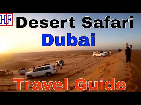 Dubai   Desert Safari Dubai   Travel Guide   Episode# 7
