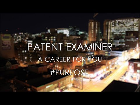 Patent examiner recruitment — #Purpose