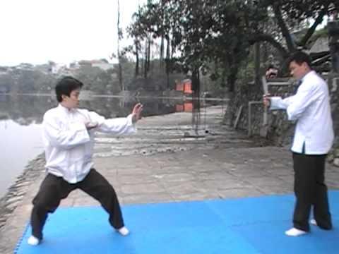 Tự vệ chống dao 3 - Võ Lâm Phật Gia