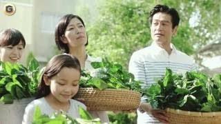 HITACHIの家電品CM 真空チルド空から新鮮野菜篇。 冷蔵庫担当は大野さん...