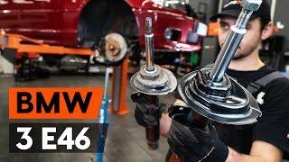 Skift Støddæmper BMW 3 Convertible (E46) - online gratis video