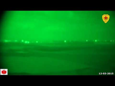 Night Combat ISIS vs Peshmerga
