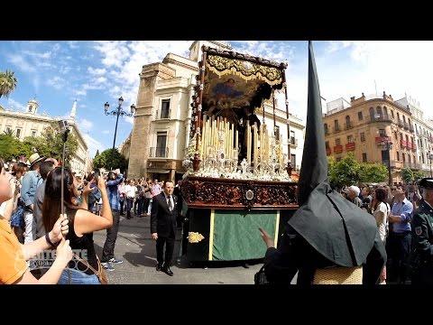Hermandad del Sol.- Semana Santa de Sevilla 2015.
