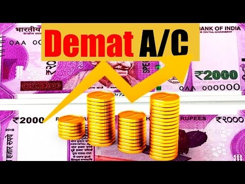 Dmat A C II What Is Demat Account Hindi