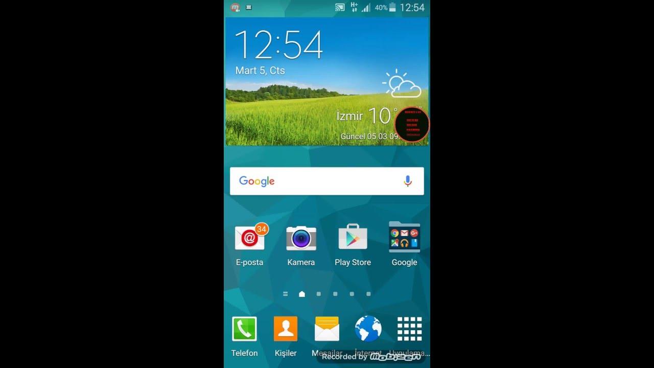 Telefonunuza Android ı nasıl yükleyeceğinizle ilgili ayrıntılar