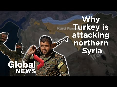 Why Turkey is attacking Kurd forces in Syria, explained