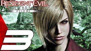 Resident Evil Outbreak File #2 HD - Gameplay Walkthrough Part 3 - Flashback [4K 60FPS]