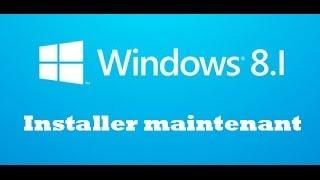 Comment installer Windows 8 / Windows 8.1 de A à Z [tuto Vidéo]