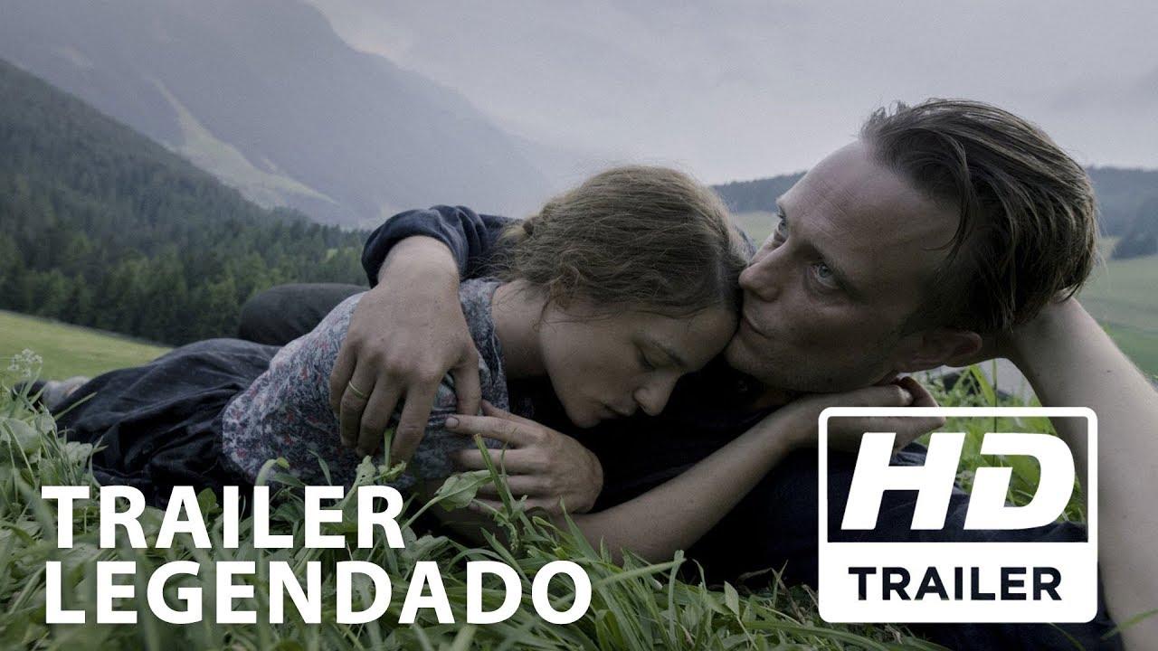 Uma Vida Oculta   Trailer Oficial   Legendado HD