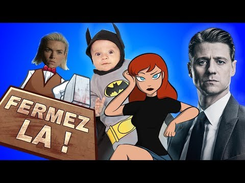 """5 preuves que """"Gotham"""" est débile - FERMEZ LA"""