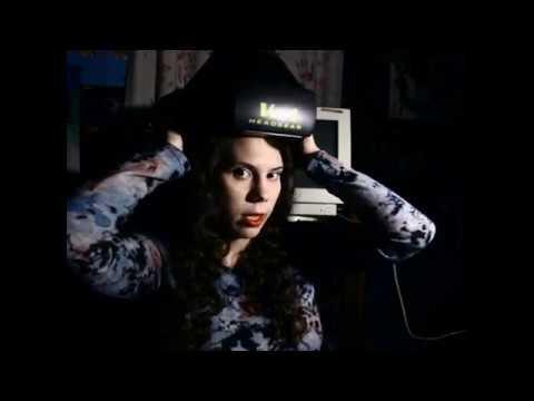 Forte VFX1 - Virtual Reality Headgear From 1995