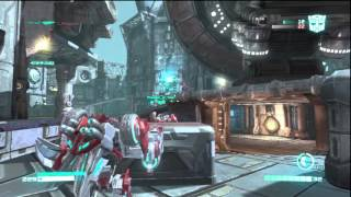 Infiltrator - Transformers Fall Of Cybertron Multiplayer Gameplay