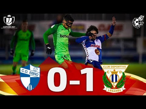 Ebro Leganes Goals And Highlights