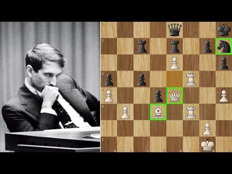 Fischer Challenges Spassky for the Title! Game 6