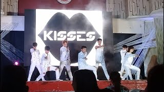 "U-KISS (유키스) - ""BINGEUL BINGEUL"" cover by KISSES K…"