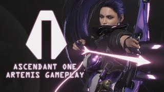Ascendant One Gameplay Featuring Artemis Early Access