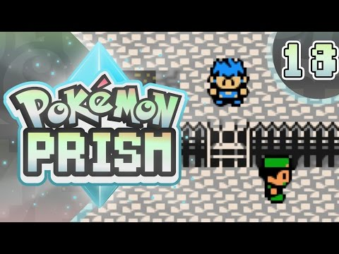 Pokemon Prism Part 18 ESCAPING PRISON + HM04 STRENGTH Gamepl
