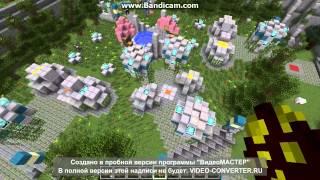 карта доты для minecraft #7