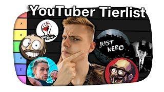 HoB, Gronkh, Just Nero - Kuchens YouTuber-Tierlist#1 - Kuchen Talks #400