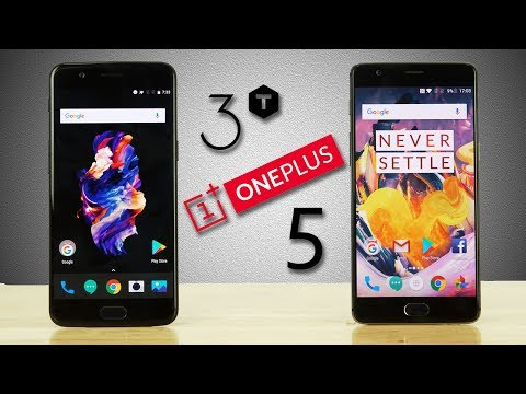 OnePlus 5 vs OnePlus 3T - Speedtest Comparison!