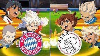 [Full HD 1080P] Inazuma Eleven UCL ~ Bayern Munchen vs Ajax ※Pokemon Anchor※