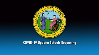 COVID-19 Update: Schools Reopening