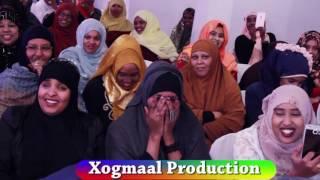 Happy Khaliif Vs Gabdhaha Soomaaliya jooga Make-up kooda