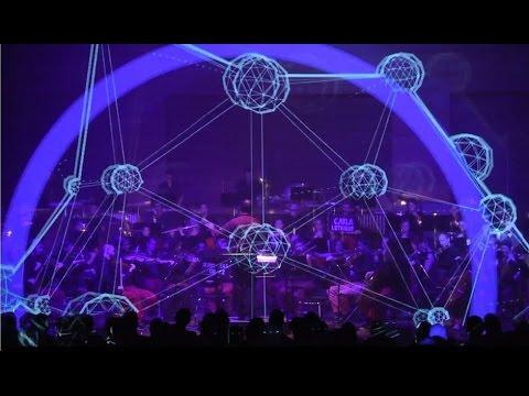 """STÜBAphilharmonie """"ORCHESTRONIK - Visionen im Klangraum"""""""