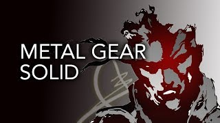 A Modern Blind Review Of Metal Gear Solid 1