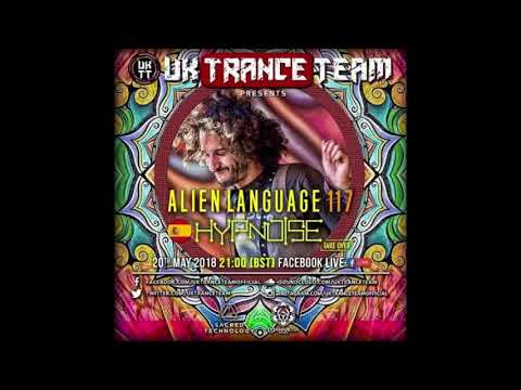 HYPNOISE - Live Set@Alien Language 117 - 23-05-2018 [Psytrance]