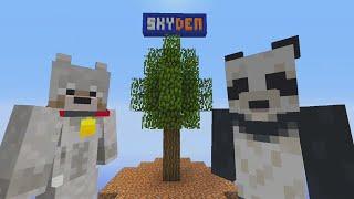 Minecraft Xbox: Sky Den - Explosive Beginnings (1) w/ Paigethepanda