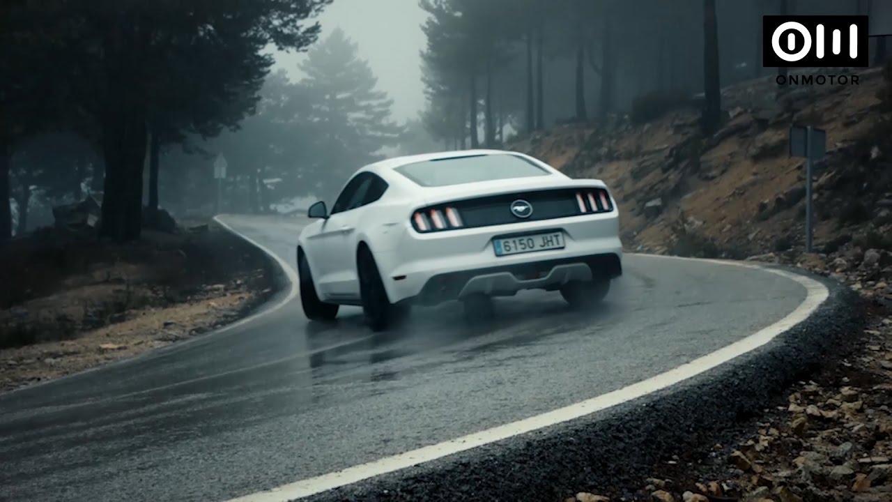 Ford Mustang Fastback >> Ford Mustang Fastback 2.3 Ecoboost - Test drive / Prueba a ...