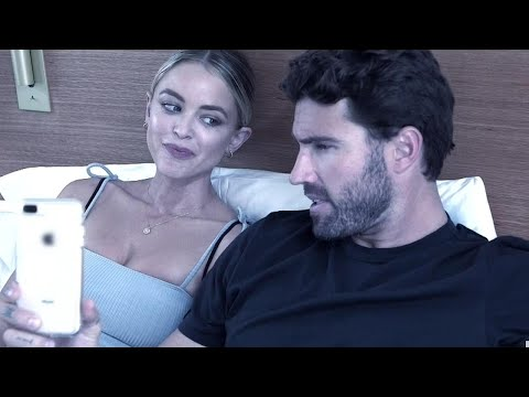 Kaitlynn Carter And Brody Jenner Talk 'OPEN MARRIAGE' On The Hills