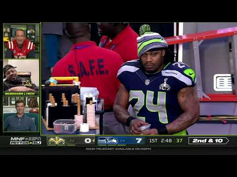 Peyton Manning apologizes after Marshawn Lynch curses his way ...