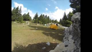 Kalavrita - camping - timelapse Thumbnail
