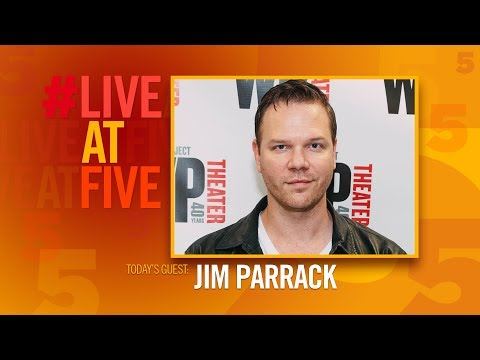 Broadway.com #LiveatFive with Jim Parrack of WHAT WE'RE UP AGAINST streaming vf