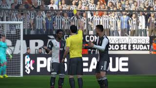PES 2020 patch on PES 2017 (PC)