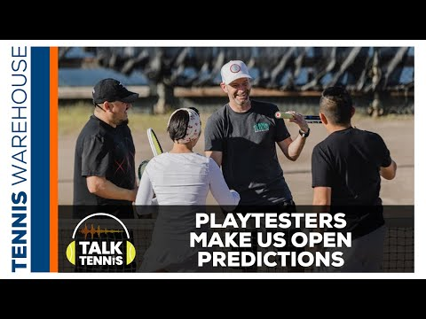 Podcast Episode 005 | Did We Get It Wrong?! Tennis Warehouse Playtesters Make US Open Predictions