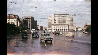 Moscow the 50-60s (Москва 50-60 годов)