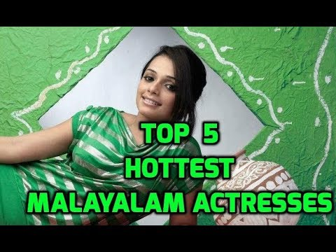 The 5 Hottest Malayalam Actresses||The 5 Super Hot Malayalam Actresses Who Atract Like Magnet thumbnail