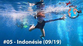 TVGT🌍#05 - Indonésie - Iles de Bali, Gili et Lombok