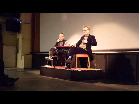 Q&A with Alex Jennings #FPTS16 (excerpt)