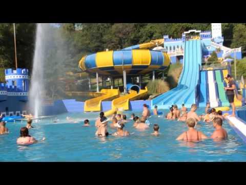 Аквапарк аквалоо Сочи август 2016