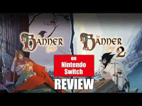 The Banner Saga Ii Nintendo Switch Review Youtube