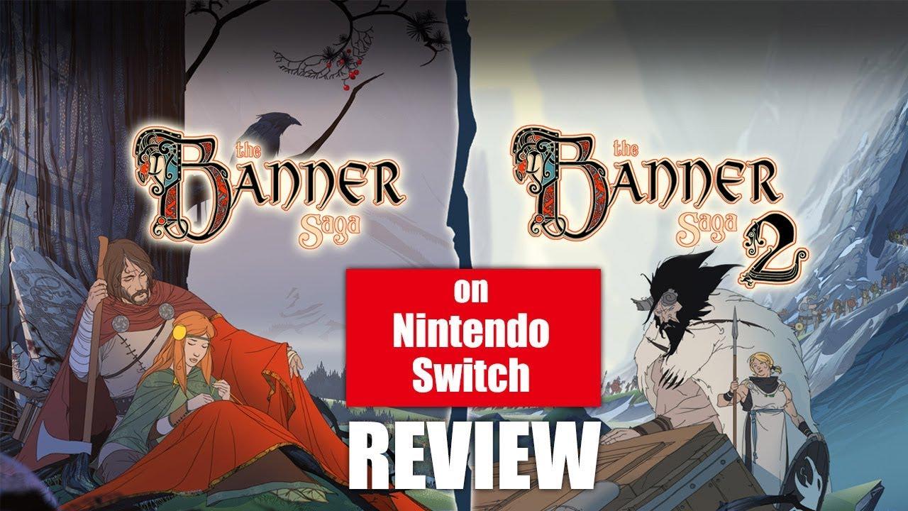 The Banner Saga Ii Nintendo Switch Review Youtube