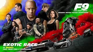 Murci - Exotic Race (feat. Sean Paul & Dixson Waz) (Official Audio) [from F9 - The Fast Saga]
