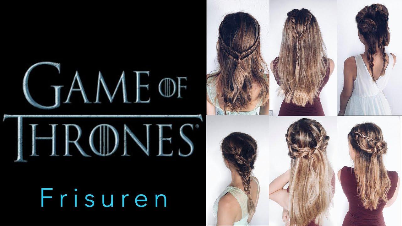 Game Of Thrones Hairstyle Tutorial L Khaleesi Hair