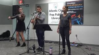 Atlantic City Library Third Thursday Concert Series with Originaire - Sept. 19, 2019
